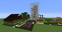 Hijau Park v1.0 Minecraft Map & Project