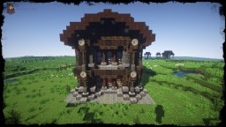 A Residence in Rilea #1 [DOWNLOAD] Minecraft Map & Project