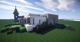 Modern-House || 2 || ish... Minecraft Map & Project