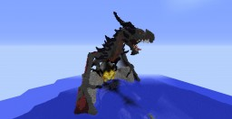 Lucky Blocks Dragons Minecraft Map & Project