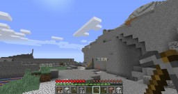 My P.C version of start of fortress progress on high rise. Minecraft Project