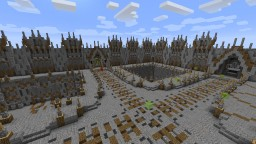 Donor prison spawn for Foxcraft Minecraft Map & Project