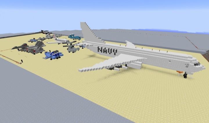 Aircraft Graveyard