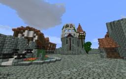 Ultimus Refugium - Medieval Landscape Minecraft Map & Project