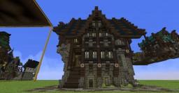 Medival House Minecraft