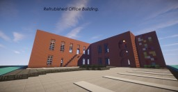 αspirε | Refurbished Office Building | Xαviεr Minecraft Project