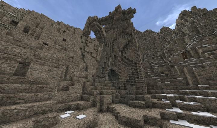 The Stairs to the Hidden Door