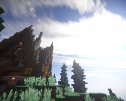 Small Medieval Build Minecraft