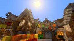 Server Lobby/hub Minecraft Map & Project