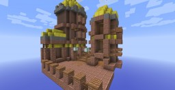 Planet marcadia -Trying to do a ratchet and clank rpg server- What do you think? Minecraft Map & Project