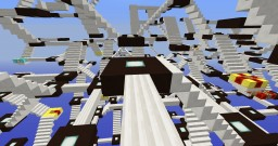 Air Maze xtreme Minecraft Map & Project