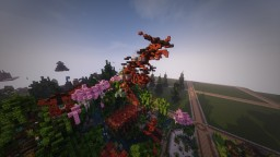 Chinese dragon Minecraft