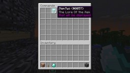 Command Gui! - Make custom GUI like the Huge servers! All done by the config. Minecraft Mod