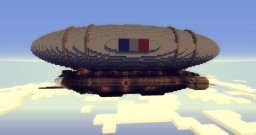 The Tarastos Minecraft Map & Project