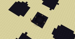 Turrets Minecraft Map & Project