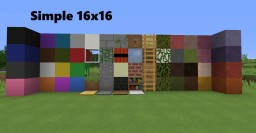 TomPack (Simple 16x16) Minecraft Texture Pack