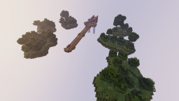 Sky Block Minecraft Project