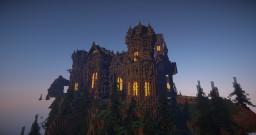 Gaelindor Palace Minecraft