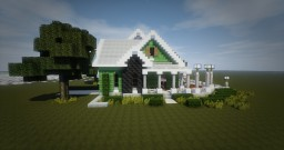 Traditional House || 1 || Minecraft Map & Project