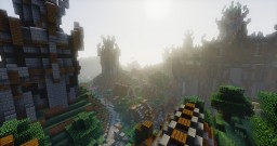 Medieval Kingdom of Thacia Minecraft Map & Project