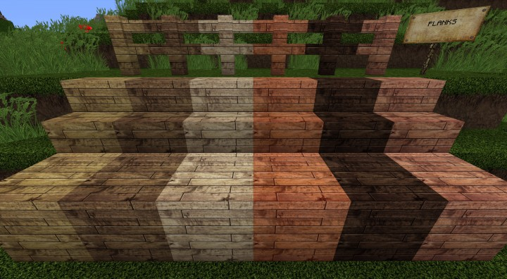 S Amp K Photo Realism X512 X256 X128 X64 Hd Minecraft
