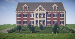 Colonial Mansion Minecraft Project