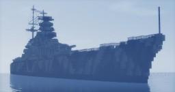 German Battleship: H-39 Minecraft