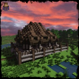 The Town Hall in Rilea [DOWNLOAD] Minecraft Map & Project