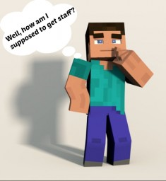 HOW TO: Get staff, and stay staff, on servers! [popreel] Minecraft