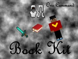 Book Kits / One Command Minecraft