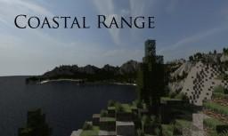 Coastal Range - Amazing Custom Terrain Minecraft Project