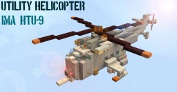 Utility Helicopter VA-12 Laena HU-9MLDT1 Minecraft Map & Project