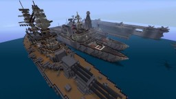 Naval base Minecraft Map & Project