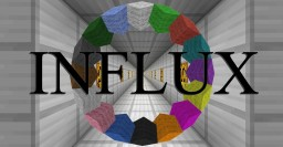 Influx, 16 Wool Puzzle CTM Minecraft Map & Project