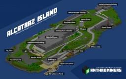 Alcatraz Island Minecraft