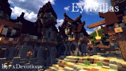 Medieval City - Eynvillas Minecraft Project