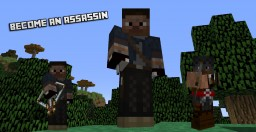 [1.8] ★ MineCreed ★ [Version 1.5] Assassin's Creed Mod ( 29.7.2015 )