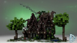 Medieval Town Hall [+DOWNLOAD] Minecraft Map & Project