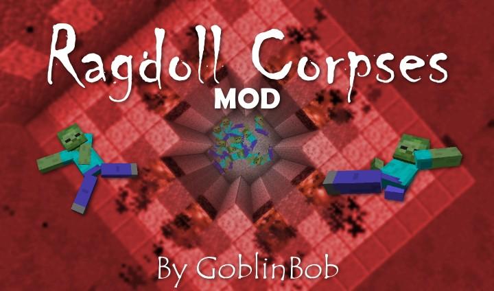 мод на майнкрафт 1 7 10 на ragdoll corpses #5