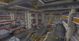 Cowboys and Indians: Warehouse Minecraft