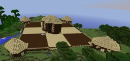 SheedozTown Minecraft Map & Project