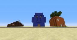 spongebob squarepants minecraft map XXL Minecraft Map & Project