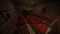 The Haunted Library - La Biblioteca Infestata Minecraft Map & Project