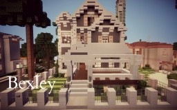 Bexley- Traditional Home Minecraft Map & Project