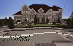 Oakmont- Traditional Home Minecraft Map & Project