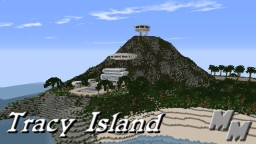 Thunderbirds - Tracy Island 2004 (1.11) Minecraft
