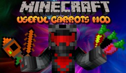 Useful Carrots Mod (V1.3 1.7.10) Minecraft Mod