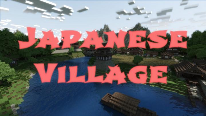 Japanese Village Download Minecraft Project