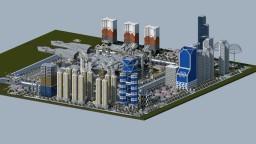 STAR TREK city(creative) Minecraft Project