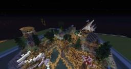 MegaCraft KitPvP Map Minecraft Map & Project